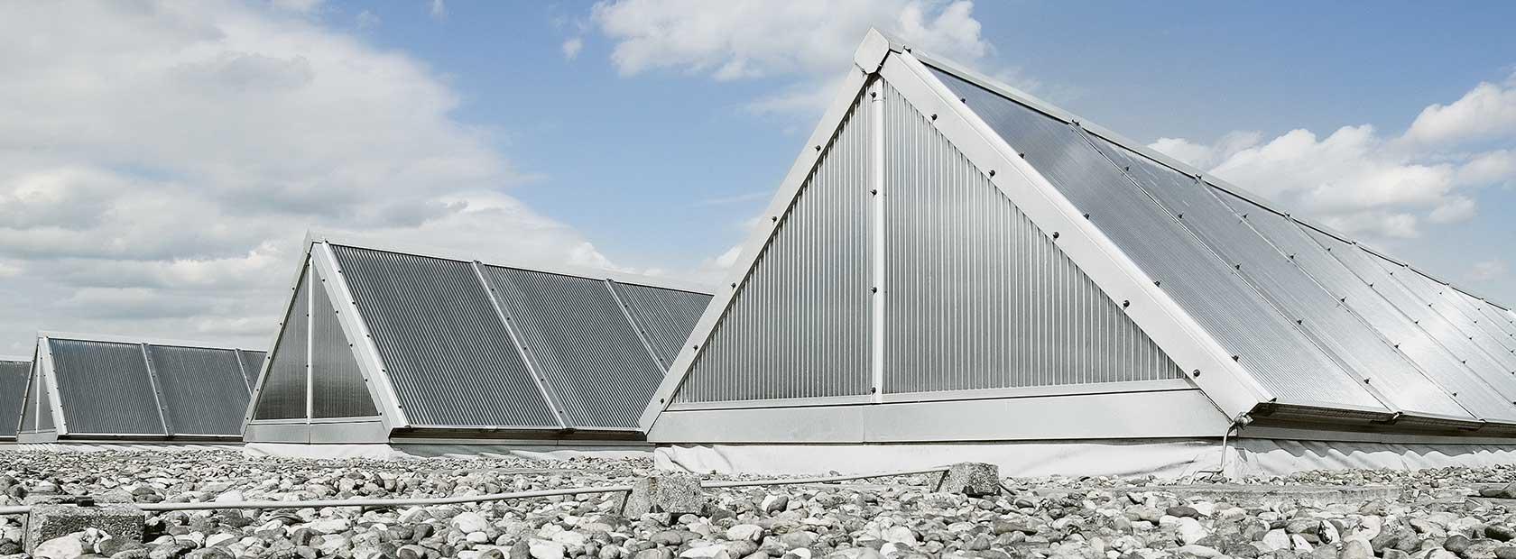 UV Protect Sonnenschutz für Gebäude und Anlagen